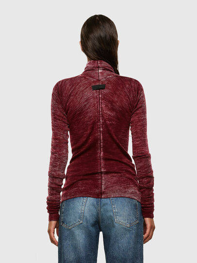 Diesel - M-ISABELLE, Marron - Pull Maille - Image 2