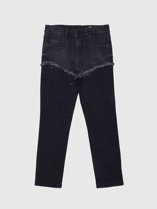 BABHILA-J SP, Noir - Jeans