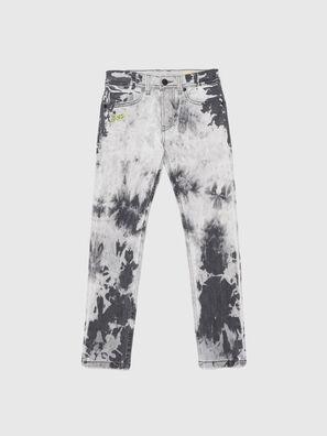 THOMMER-J, Noir/Blanc - Jeans