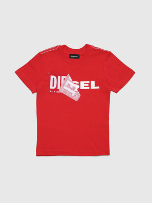 TOQUEB MC-R, Rouge - T-shirts et Hauts