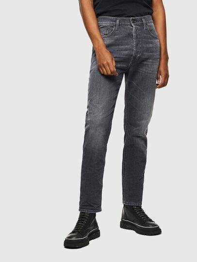 Diesel - D-Eetar 0095I, Noir/Gris foncé - Jeans - Image 1