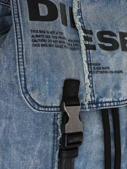 Diesel - VOLPAGO BACK, Jean Bleu - Sacs à dos - Image 4