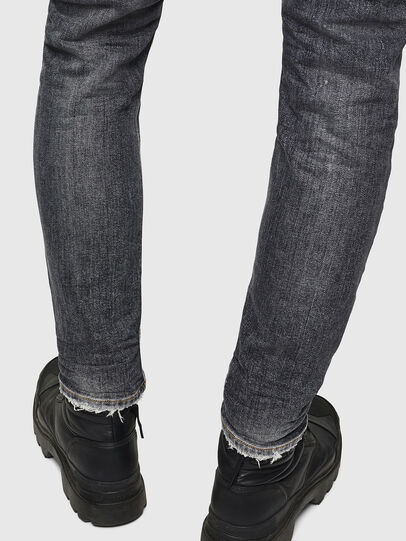 Diesel - D-Vider 0097Z, Gris Clair - Jeans - Image 5