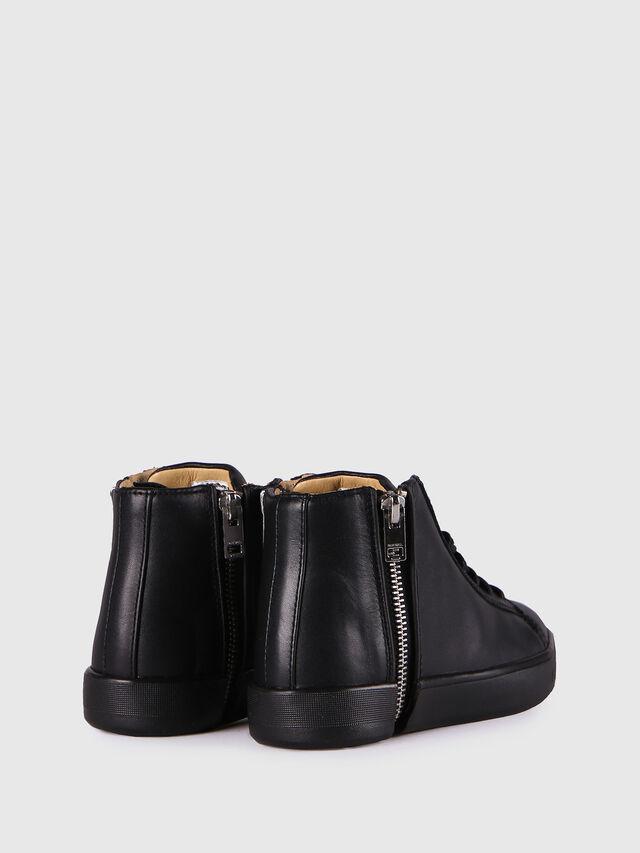 Diesel - SN MID 24 NETISH YO, Noir - Footwear - Image 3