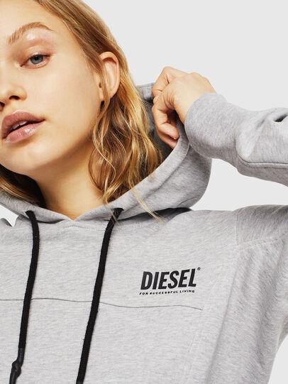 Diesel - UFLT-VICTORIAL-H, Gris - Pull Cotton - Image 3