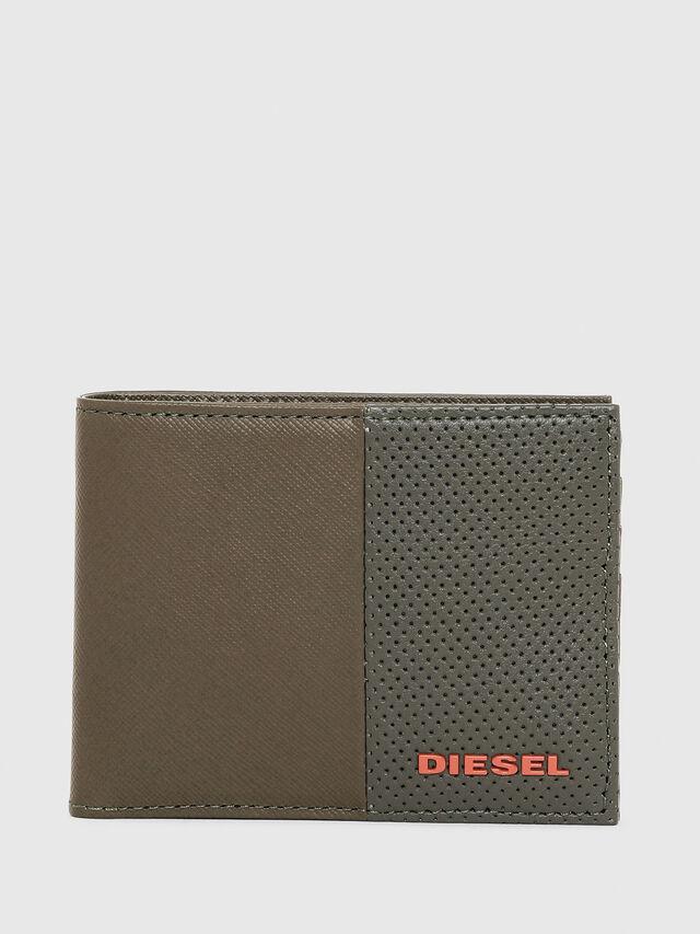 Diesel - NEELA XS, Vert Olive - Petits Portefeuilles - Image 1