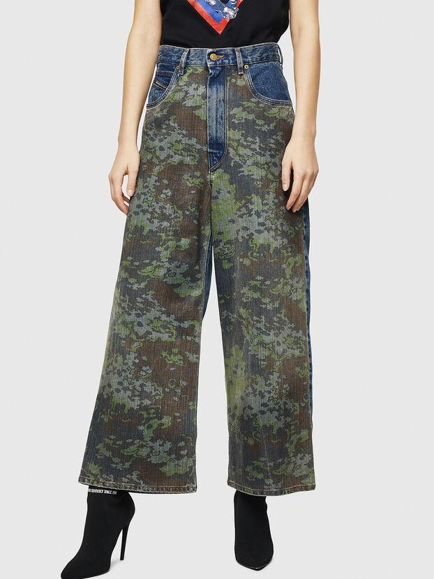 D-Luite 0078E, Bleu moyen - Jeans