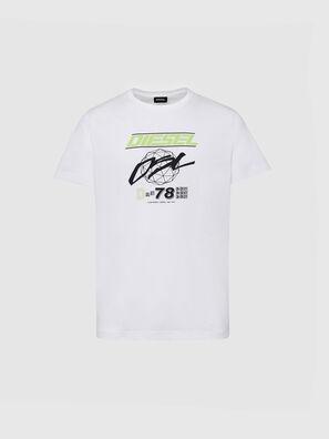 T-DIEGOS-K34, Blanc - T-Shirts