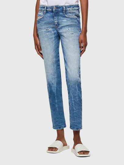 Diesel - D-Rifty 009MV, Bleu Clair - Jeans - Image 1