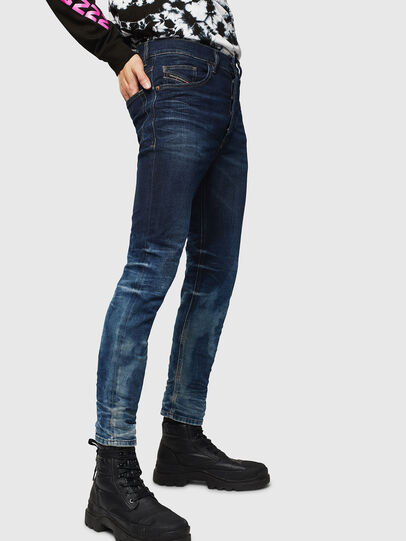 Diesel - D-Eetar 0097U, Bleu Foncé - Jeans - Image 4