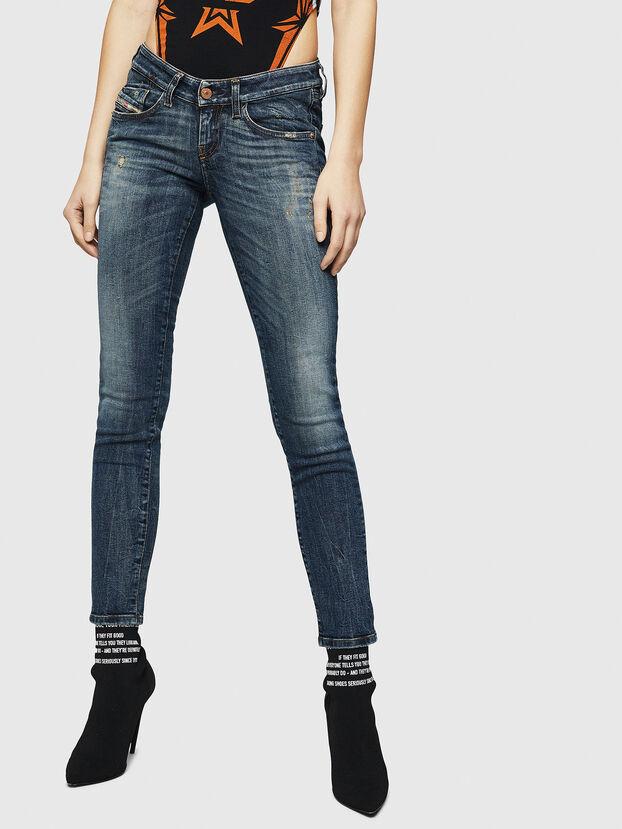 D-Ramy 069GC, Bleu Foncé - Jeans