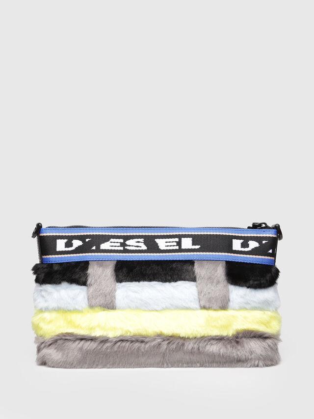 Diesel - ARAJUKU CLUTCH, Multicolore - Sacs pochette - Image 2