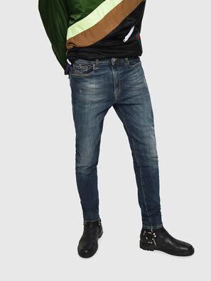D-Amny 069GC, Bleu Foncé - Jeans