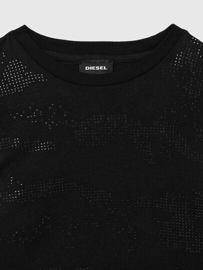 Diesel - TDARIAST, Noir - T-shirts et Hauts - Image 3