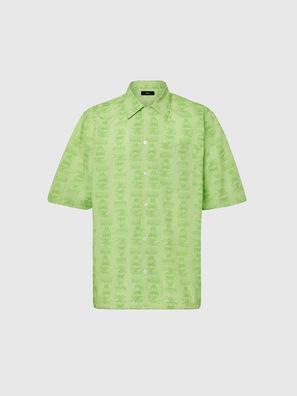 S-ROHAD-C, Vert - Chemises