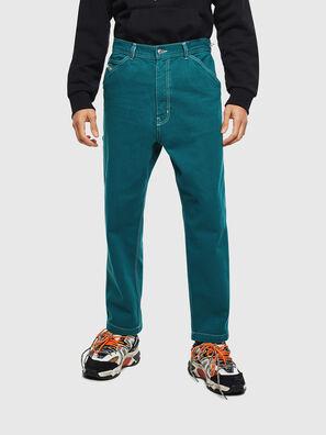 P-LAMAR, Vert - Pantalons