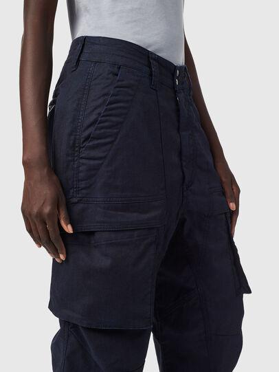 Diesel - D-Emma JoggJeans® 0CEAT, Bleu Foncé - Jeans - Image 4