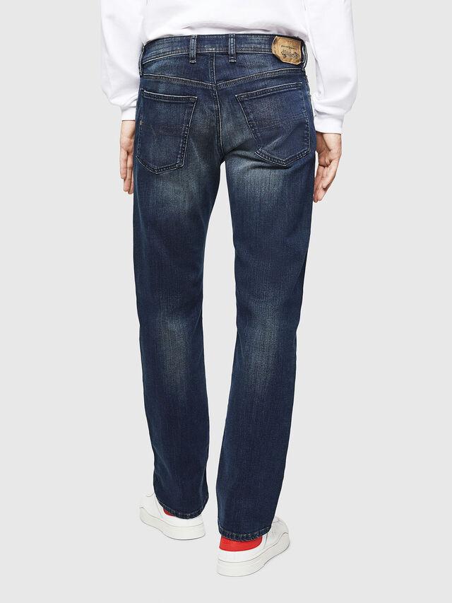 Diesel - Waykee 0814W, Bleu Foncé - Jeans - Image 2