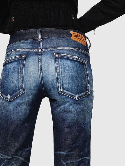 Diesel - D-Rifty 0092I, Bleu Foncé - Jeans - Image 3