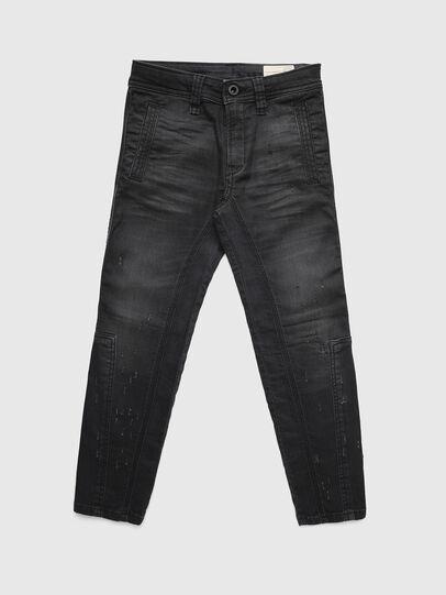 Diesel - D-EARBY JOGGJEANS-J, Noir - Jeans - Image 1