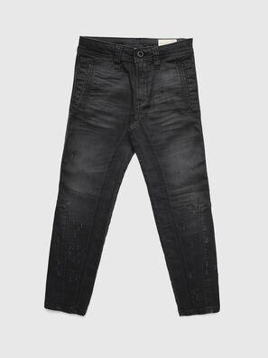 D-EARBY JOGGJEANS-J, Noir - Jeans