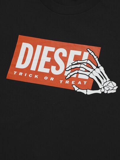 Diesel - TSKELE-TSE, Noir - T-shirts et Hauts - Image 3