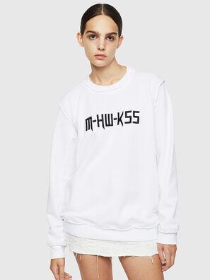 F-LYANY-H, Blanc - Pull Cotton