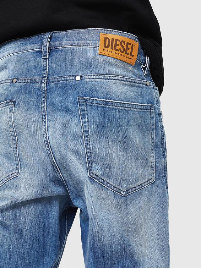 Diesel - D-Eetar 081AS, Bleu Clair - Jeans - Image 3