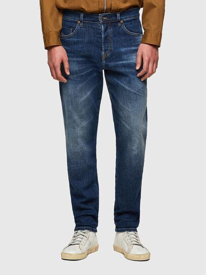 Diesel - D-Fining-Chino 009MI, Bleu Foncé - Jeans - Image 1