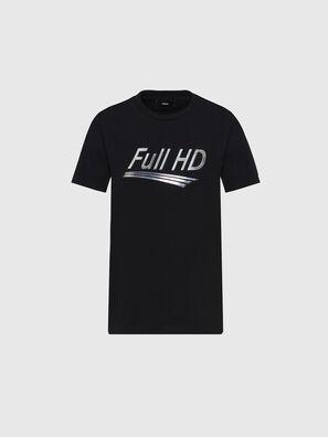 T-SILY-E56, Noir - T-Shirts