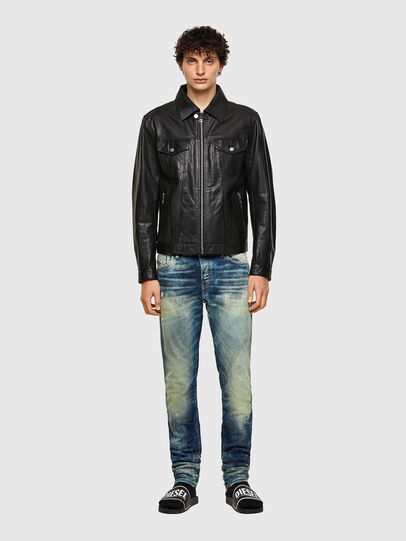 Diesel - D-Kras 009VI, Bleu Clair - Jeans - Image 5