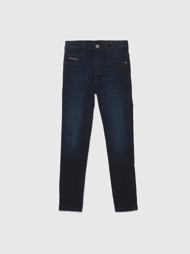 D-SLANDY-HIGH-J, Bleu moyen - Jeans