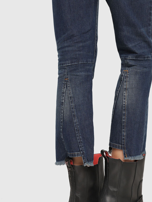 Diesel - D-Earlie 089AR, Bleu moyen - Jeans - Image 4
