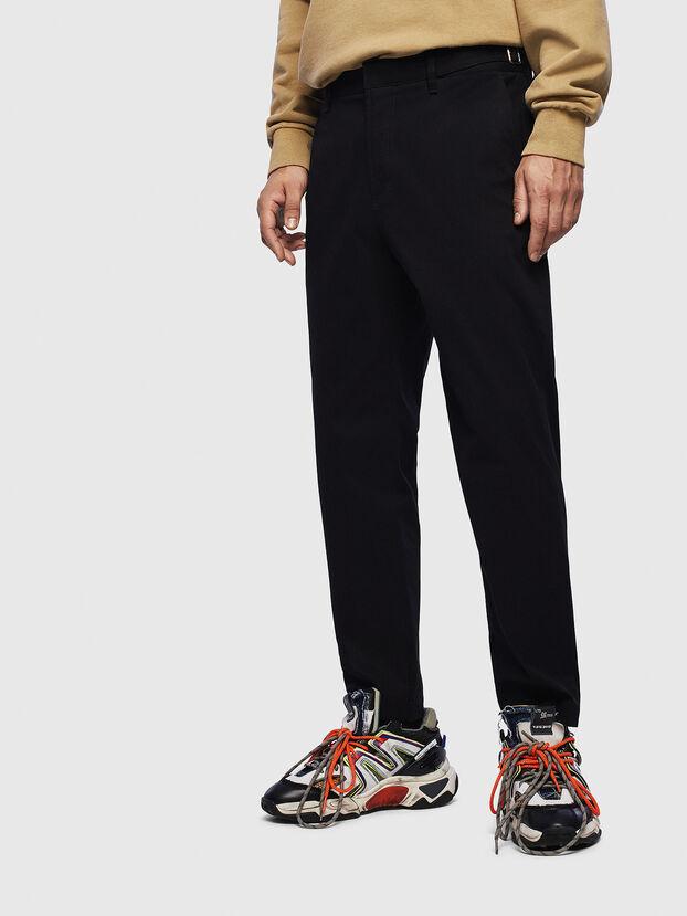 P-CHARLIE, Noir - Pantalons
