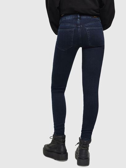 Diesel - Slandy 0094Y, Bleu Foncé - Jeans - Image 2