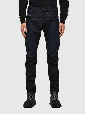 D-Strukt 009MP, Bleu Foncé - Jeans