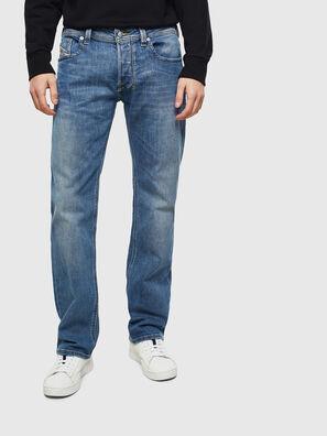 Larkee CN035, Bleu moyen - Jeans