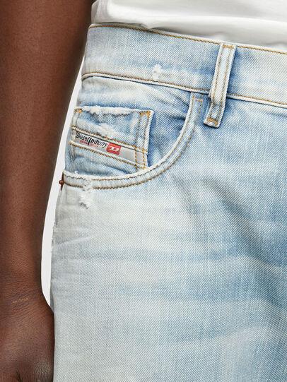 Diesel - D-Strukt 009TN, Bleu Clair - Jeans - Image 3