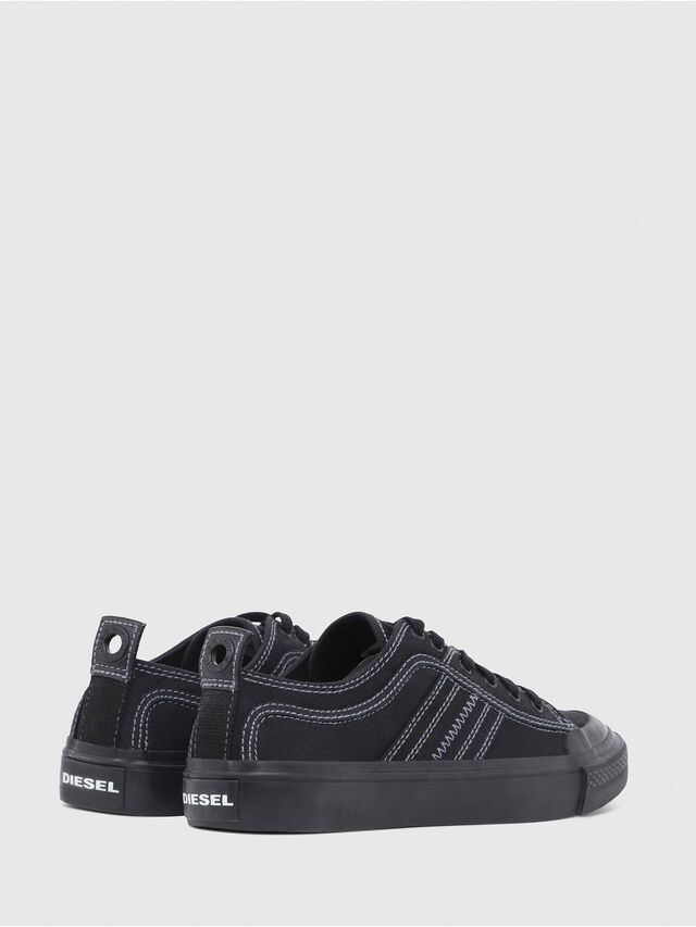 Diesel - S-ASTICO LOW LACE W, Noir - Baskets - Image 3