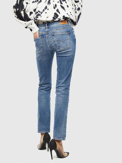 Diesel - Sandy 009AA, Bleu moyen - Jeans - Image 2