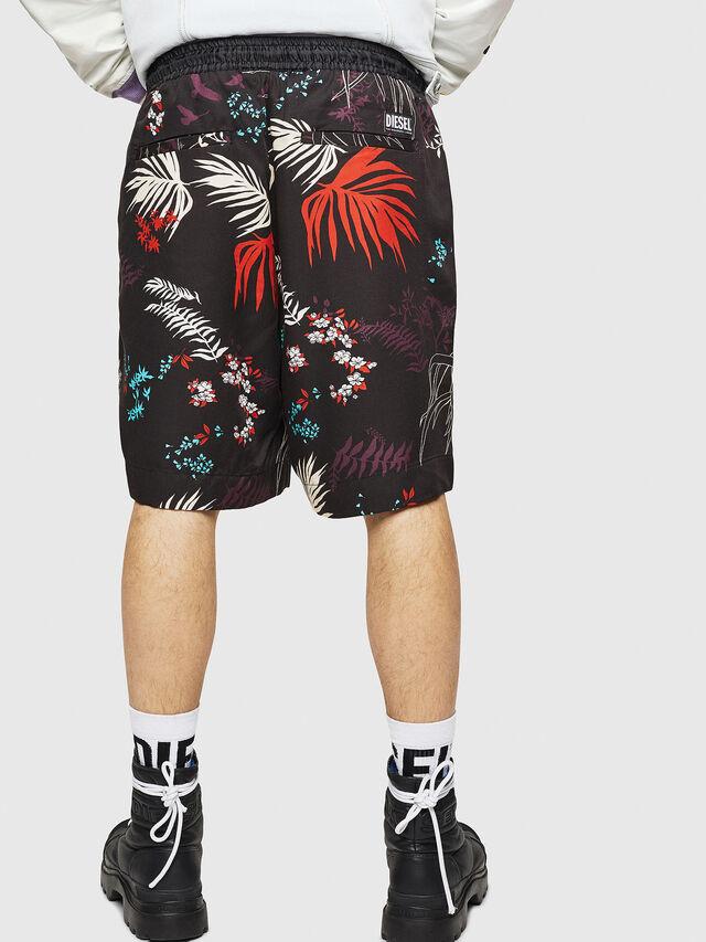 Diesel - P-NOTERY, Noir - Shorts - Image 2
