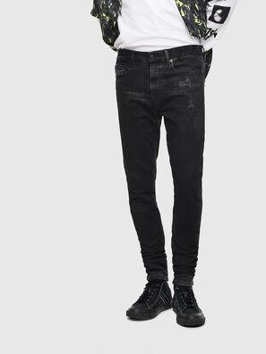 D-Amny 009CE, Noir/Gris foncé - Jeans