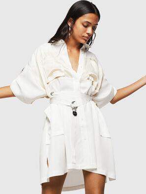 D-TIEP, Blanc - Robes