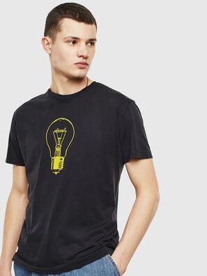T-DIEGO-S9, Noir - T-Shirts