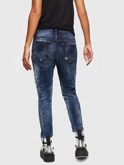Diesel - Fayza JoggJeans 069KD, Bleu Foncé - Jeans - Image 2