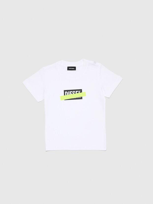 TJUSTDIXB-R, Blanc - T-shirts et Hauts