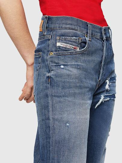 Diesel - Aryel 0890X, Bleu moyen - Jeans - Image 3