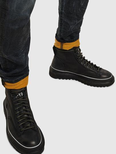 Diesel - D-Vider JoggJeans 069MD, Bleu Foncé - Jeans - Image 3