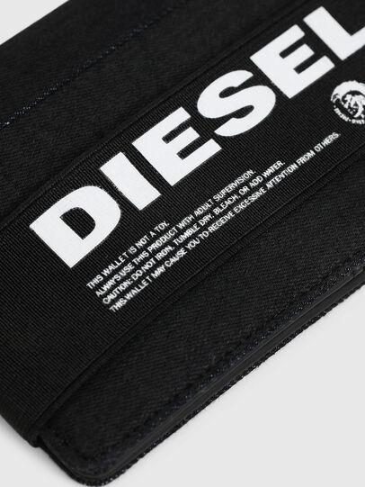 Diesel - ORGANIESEL, Noir - Petits Portefeuilles - Image 4