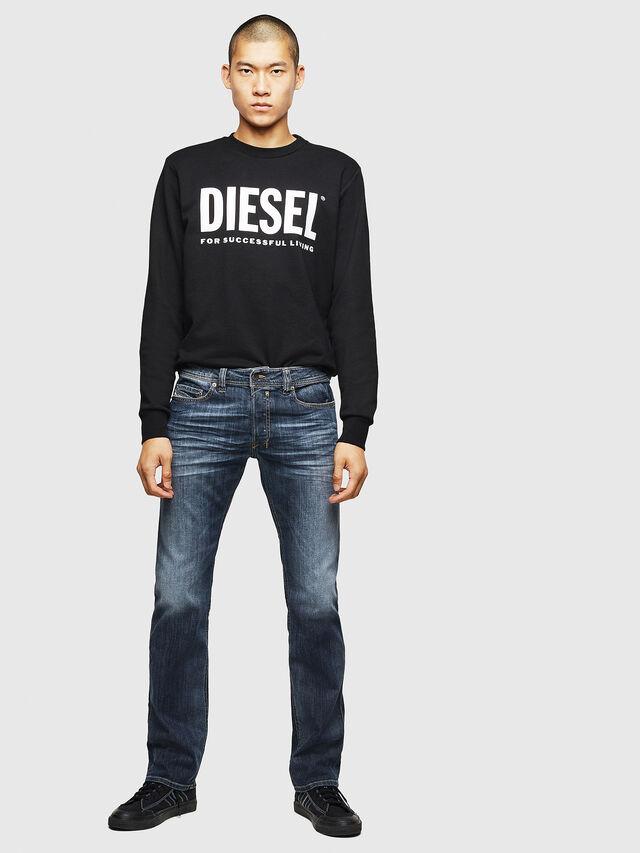 Diesel - Safado 0885K, Bleu Foncé - Jeans - Image 5